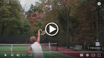 Serve pronation exercise