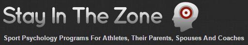StayInTheZone sport psychology