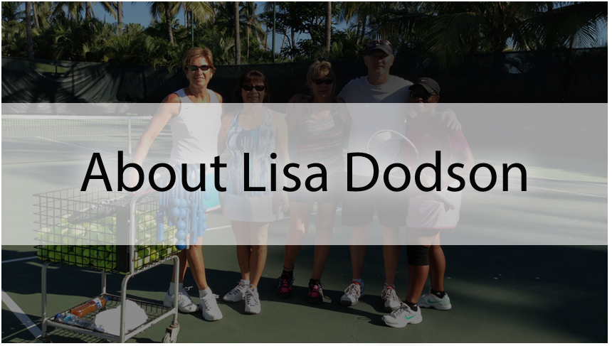 About Lisa Dodson