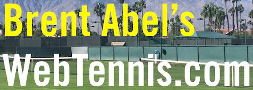 Brent Abel, Web Tennis