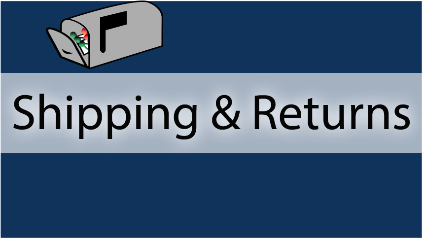Shipping and Returns Page
